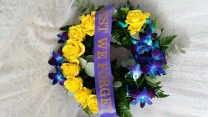 ANZAC Day Wreath Medium