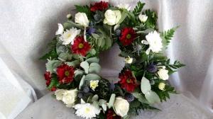 ANZAC Day Wreath Small