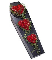 Heart Casket Trio