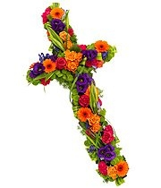 Open Vibrant Cross
