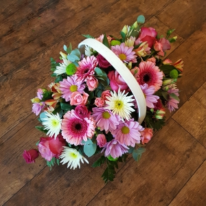 Mothers Day Trug Basket