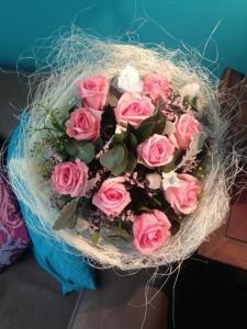 Stylish Rose Bouquet