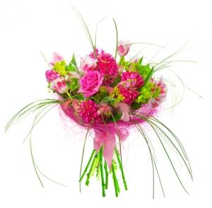 IT18 - Pink Flowers