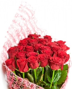 IT36 - Bunch Red Roses