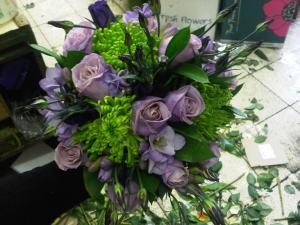 Lilac Fragrant Handtied