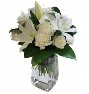 Bounty Posy In Vase