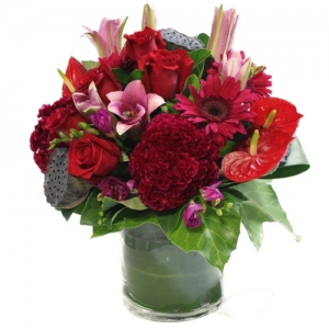 Romance Signature Vase