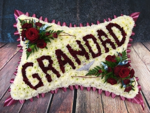 Grandad Pillow
