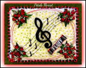 Treble Clef Tribute