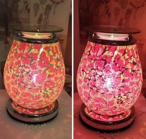 Mosaic Burner