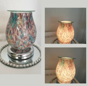 Marble Glass Effect