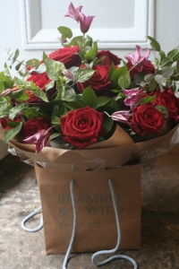 Seasonal & Red Rose BQ