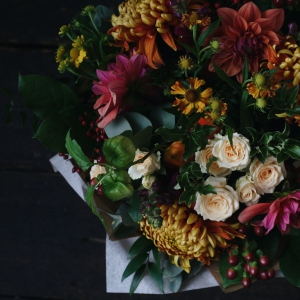 Mabelle Handtied Bouquet