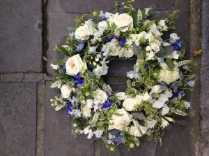 Sympathy Tribute - Wreath