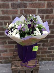 Purples & Whites