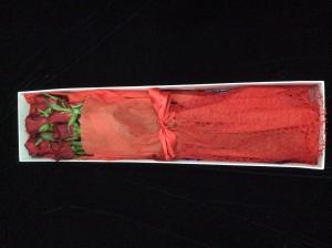 Half Dozen Roses In A Box