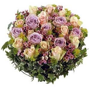 Corbeille De Roses
