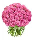Bouquet Rond Roses Roses