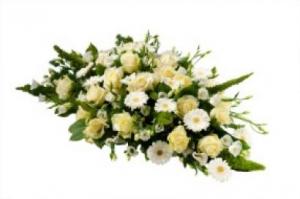 Gerbe Fleurs Blanches