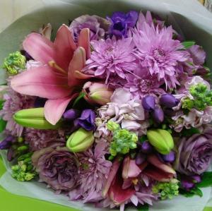 Florist Choice: Pastel
