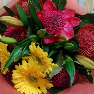 Modern Bright Bouquet