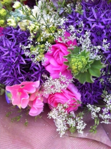 Florists Choice In Water