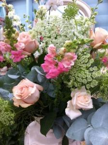 Daydream Bouquet In Water
