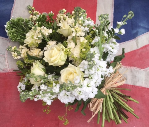 Tied Funeral Sheaf