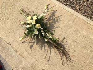 Sympathy Cross Tribute
