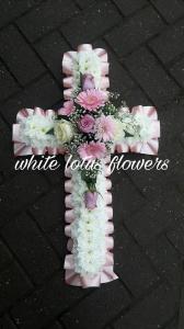 Based Cross Pastel 2 Foot