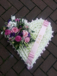 "Pretty Pink Heart 15"""