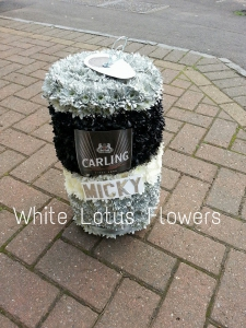 Carling Can Tribute
