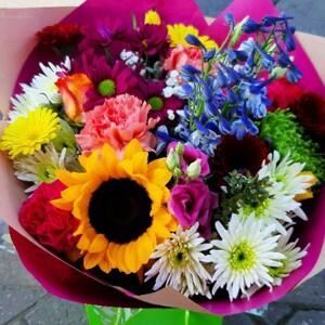 Multi Splash Bouquet