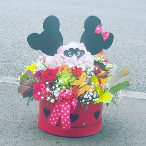 Disney Theme Hatbox