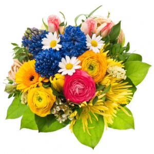 Spring Flowers Bouquet