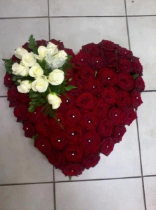 All Rose Heart