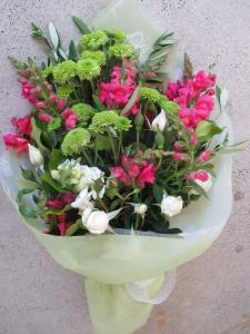Fresh Greens Bouquet
