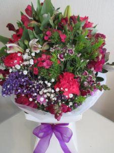 Purple Lover Bouquet