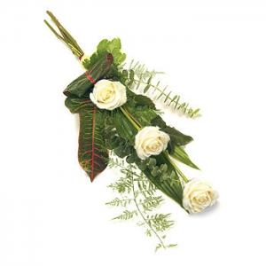 Tied Sheaf - 3 Roses