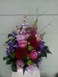 Pink & Purple Arrangement