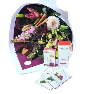 Fragrance & Bouquet Combo