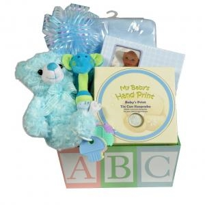 ABC Baby Blue :ABC Wooden