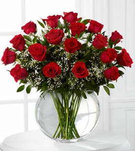 Valentine Rose Bouquet -