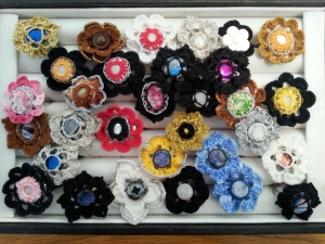 Crochet Rings, Adjustable