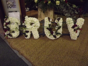 BRUV Funeral Tribute