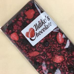Dark Chocolate With Fruit