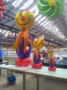 Balloon Clowns