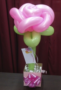 Special - Balloon Rose
