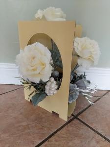 Artificial Flower Card