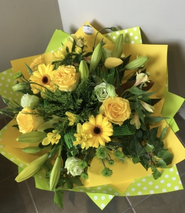 Sunny Days Spring Bouquet